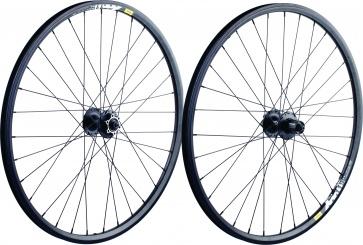 Mavic Wheel Al 650B Set Xm119Disc M475 6-Bolt Black