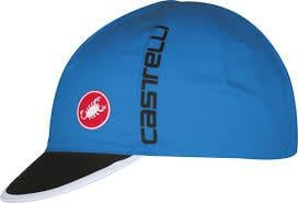 Castelli Free Cycling Cap Blue Black