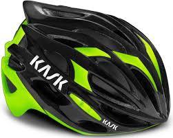 Kask Mojito Helmet Black Lime