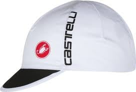 Castelli Free Cycling Cap WhiteBlack