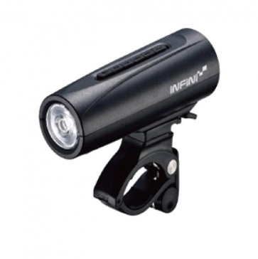 Infini Luxo Bicycle Torch Light MP3 I-113M USB Recharging