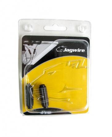 Jagwire BSA054 Thinline Adjuster Black 2pcs