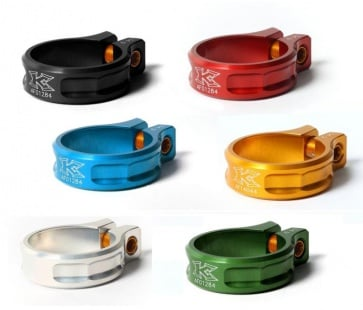 KCNC bike color Seat Clamp 36.9mm bicycle