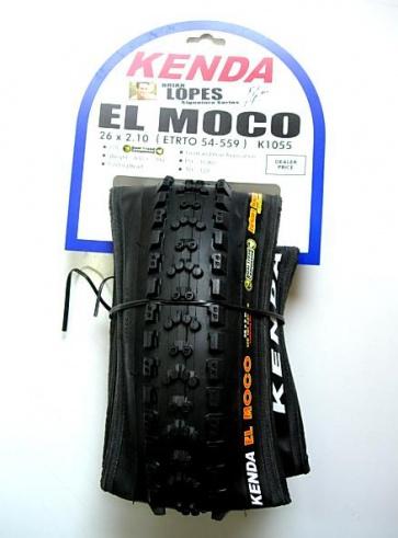 Kenda El Moco Mountain Bicycle Tire K1055 26x2.1-2.35