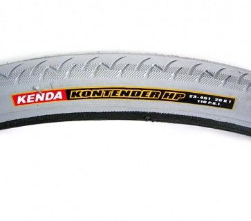 Kenda Kontender 20x1 451 bicycle tyre tire minivelo Gray