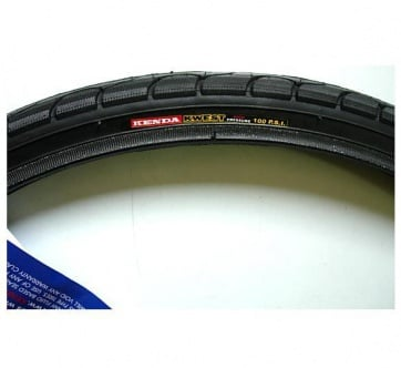 Kenda Kwest Commuter Bicycle Tyre Tire 20x1.1/8 black