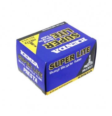 Kenda Super Lite Bicycle Tube 29x1.90~2.3 Presta 33mm