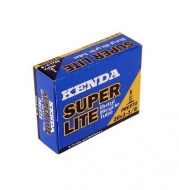 Kenda Super Lite Mini Velo Tube 20x1 1/8 1 3/8
