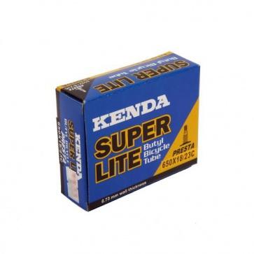 Kenda Super Lite Road Bicycle Tube 650x18-23C 35mm