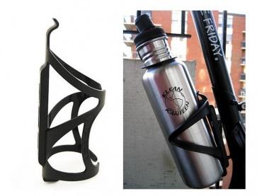 Klean Kanteen Bike bicycle water bottle cage black