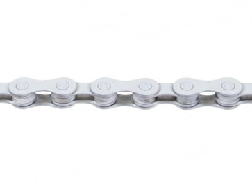 KMC X9 9speed bicycle chain white