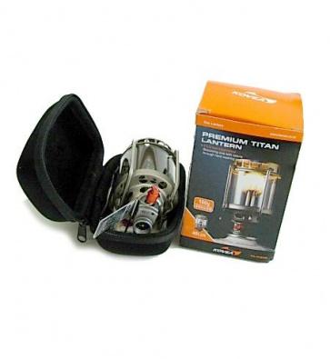 Kovea Premium Titan Gas Lantern Fire Fly KL-805 40Lux
