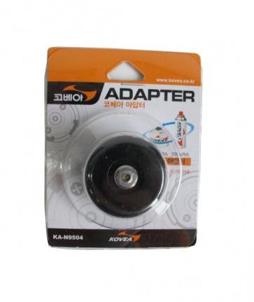 Kovea TKA-9504 Screw valve type can adapter