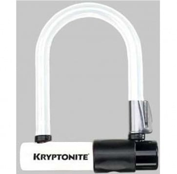 KRYPTONITE U-LOCK COLOR SKINS - WHITE