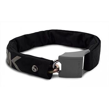 HIPLOK V1.50 WEARABLE 8mm CHAIN LOCK GRey