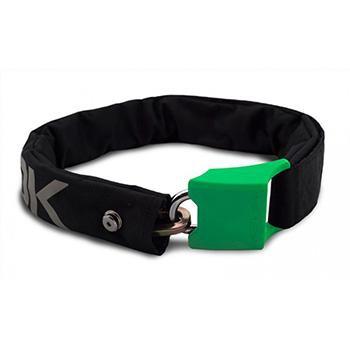 HIPLOK V1.50 WEARABLE 8mm CHAIN LOCK GREEN