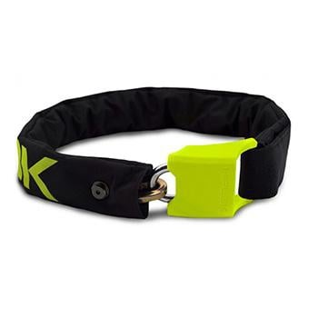 HIPLOK V1.50 WEARABLE 8mm CHAIN LOCK Lime