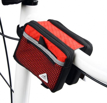 Lotus Top Tube bicycle cycling Panniers Bags 6 colors