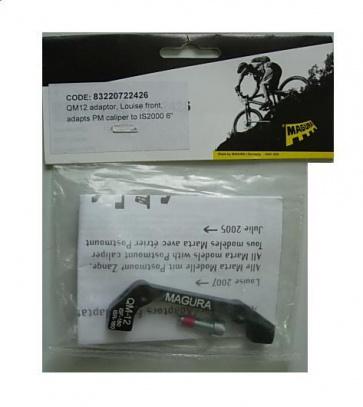 Magura QM12 Post Caliper IS mount Adapter
