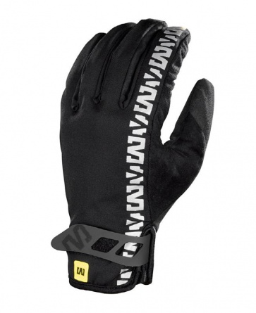 Mavic Inferno Gloves Bicycle Cycling Black