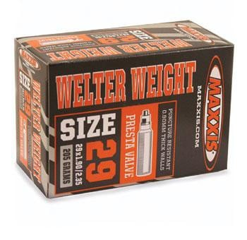 26x1.9-2.125 PV MAXXIS WELTERWEIGHT RVC TUBE