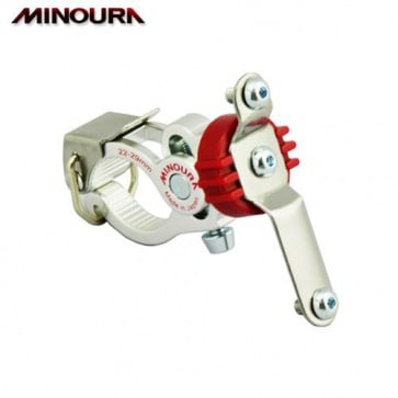Minoura BH-100S bicycle quck clamp extra bottle cage mount