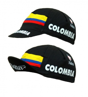 Nalini Pro Team Cycling Cap Colombia