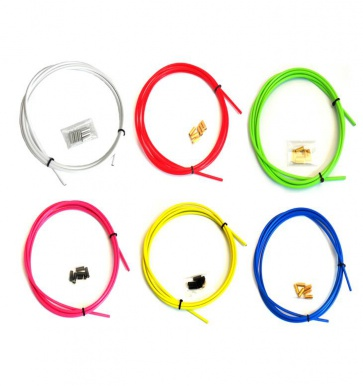 Obbit Brake Cable Outer Case 2.5m 6colors