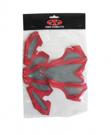 OGK Mostro BIcycle Cycling Helmet Inner Pads