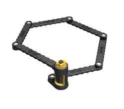 Onguard 8115 K9 Link Plate Lock 90cm 4Digit