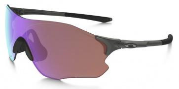 Oakley EV ZERO Path Matt Steel Prizm Golf Sunglasses