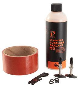 Orange Seal 45mm Mountain Tubeless Kit With Subzero Sealant