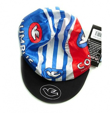 Pace Coolmax cycing cap columbus retro