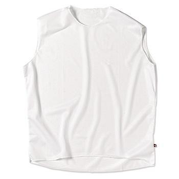 Pace Coolmax Mesh Undershirt White