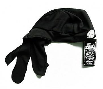 Pace Coolmax Skull Cap Cycling Inner helmet P-Black