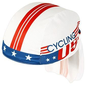 Pace Coolmax Skull Cap Cycling USA