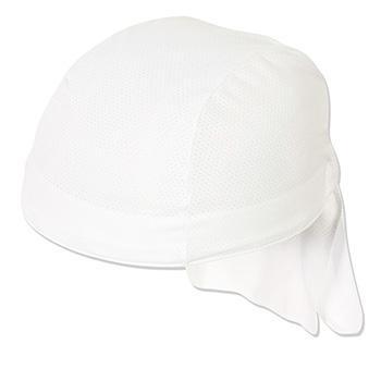 Pace Coolmax Skull Cap White