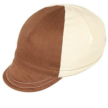 Pace Cotton Cap Euro Brushed Twill Nutmeg Vanilla