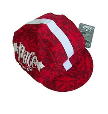Pace Cotton Sport Cycling Cap Pace Red 2010