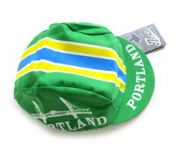 Pace Cycling Cotton Cap Portland