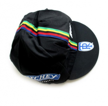 Pace Ritchey Black Line Cycling Cotton Cap