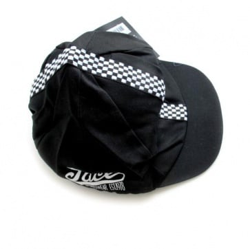 Pace Traditional Mini BW Black Cotton Cap