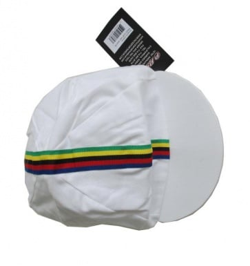 Pace Traditional White Cotton Cap