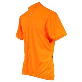 Pace Vaporetech Mens Club Jersey Orange
