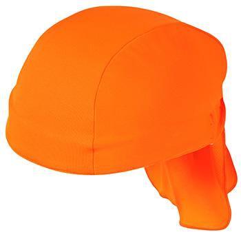 Pace Vaportech Skull Cap Hi-Vis Orange