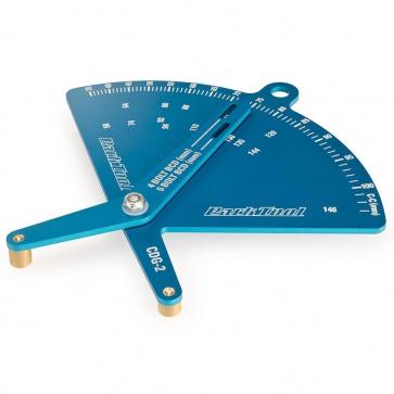 Parktool CDG-2 Chainring Diameter Gauge