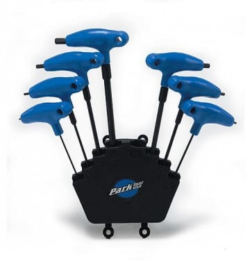 Parktool PH-1 P-handle Hex Wrench Set