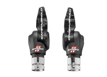 Campagnolo 11s Bar End Carbon Controls-TT