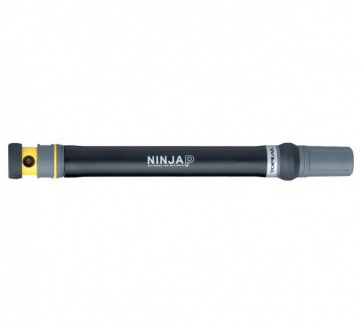 Topeak 2016 Ninja P Mini pump hides inside seatpost