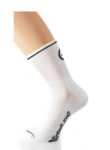 Assos milleSock evo7 Cycling Socks 2 pairs